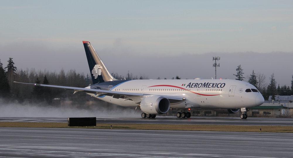 Boeing 787-8 de Aeroméxico