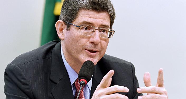 Joaquim Levy, ministro da Fazenda do Brasil