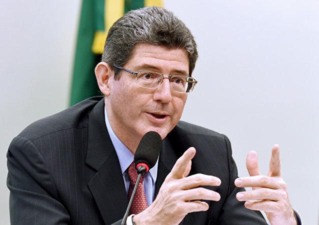 Joaquim Levy, ex-ministro da Fazenda do Brasil