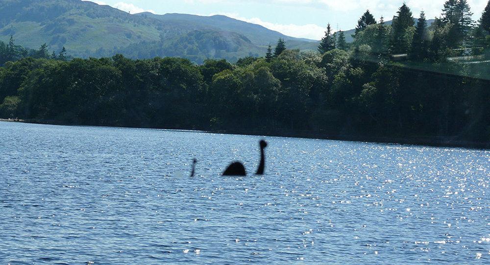 Monstro do lago Ness