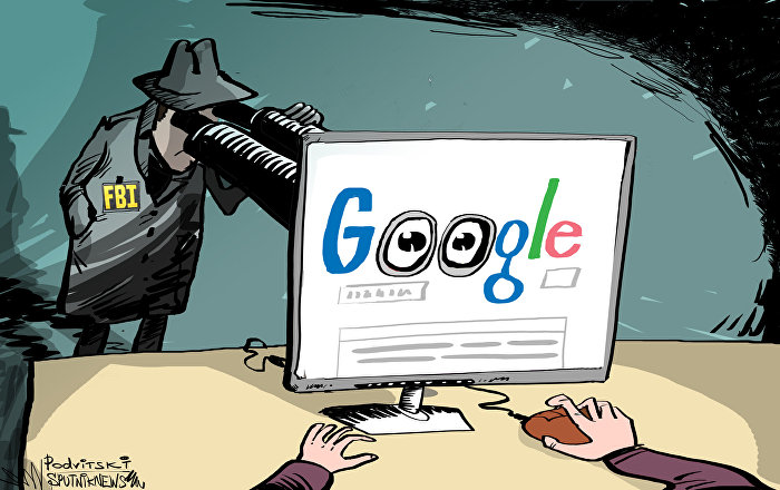 Google nos vigia e não está nem aí para reclamações