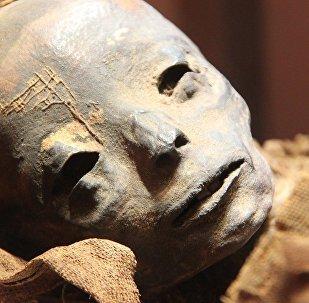 Múmia (imagem referencial)
