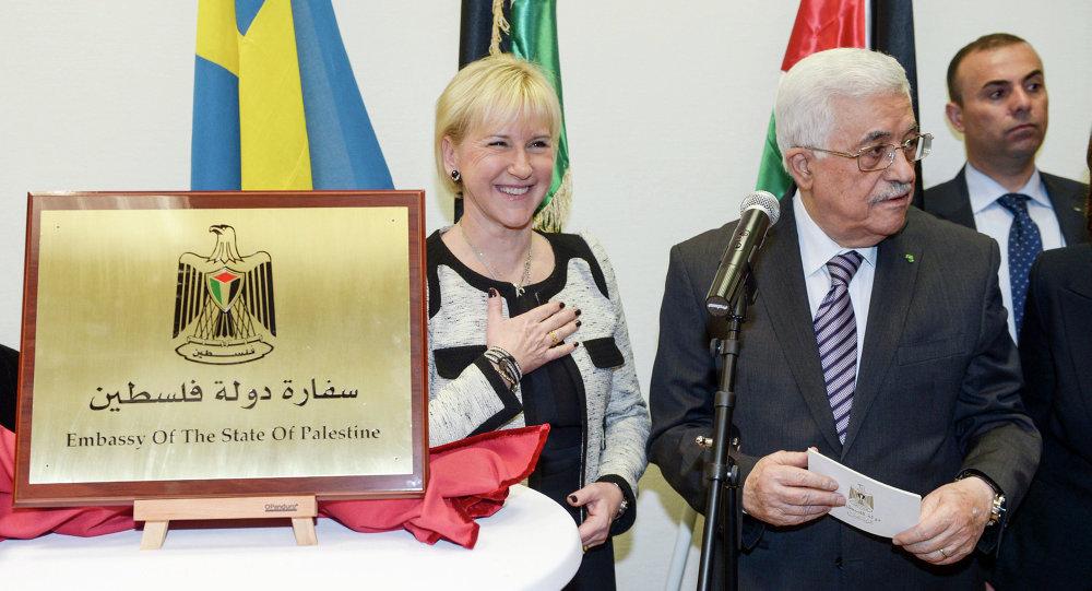 Palestina abre en Suecia su primera embajada en Europa Occidental