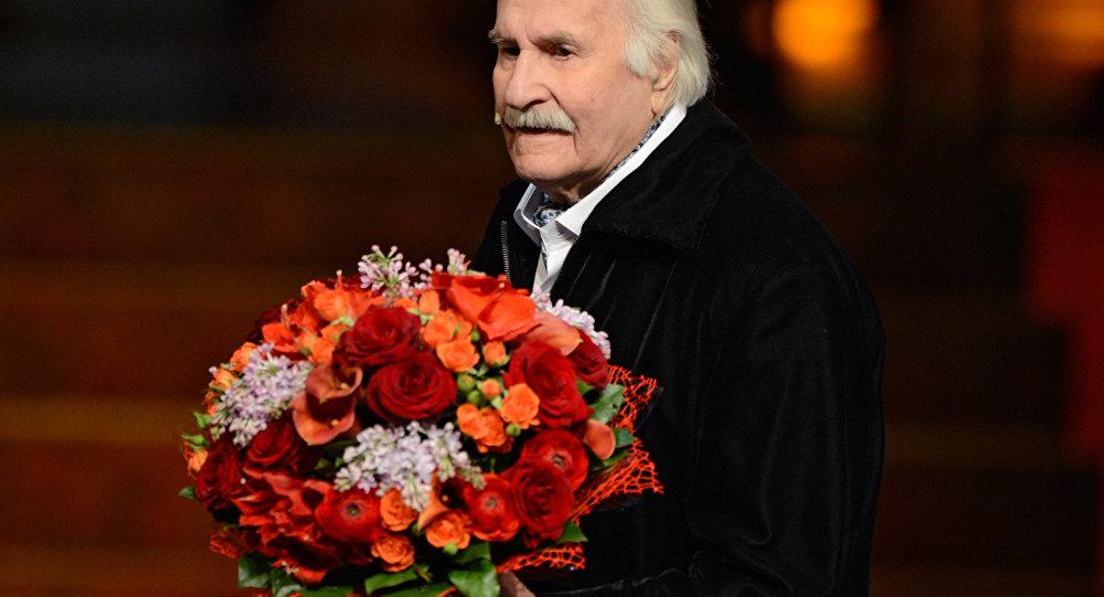 100 anos de Vladimir Zeldin, o ator mais velho do mundo
