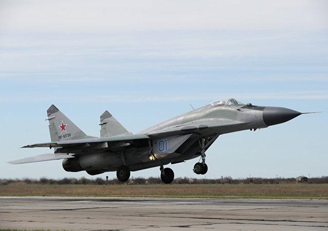 Caça russo MiG-29