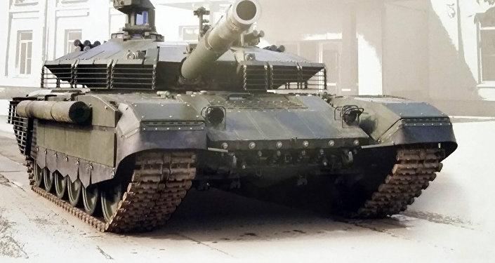 T-90M tank