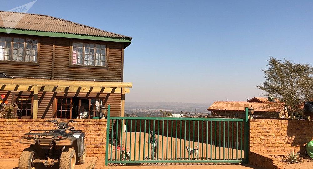 Comunidade de africâneres na África do Sul