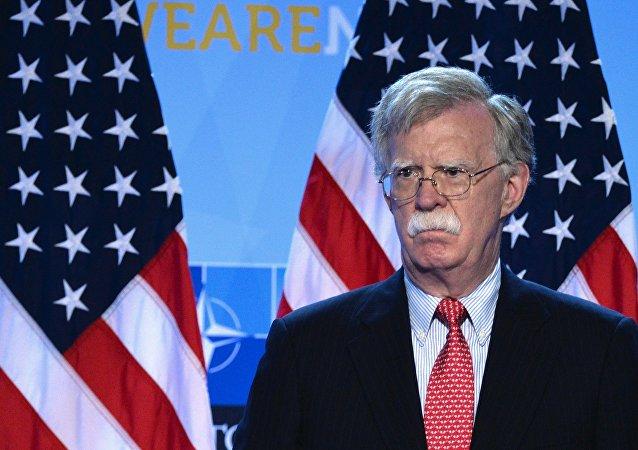 John Bolton na OTAN.