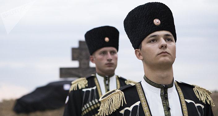 Eventos comemorativos no aniversário do conflito com a Geórgia, na Ossétia do Sul, em 2018