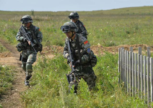 Militares da China