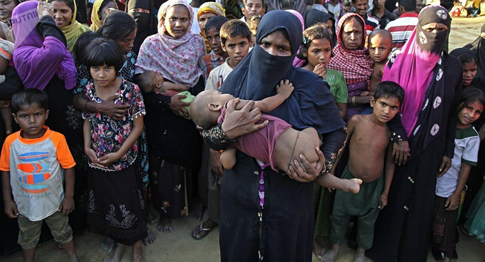 Rohingya em Bangladesh