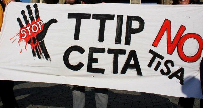 Сartaz contra TiSA