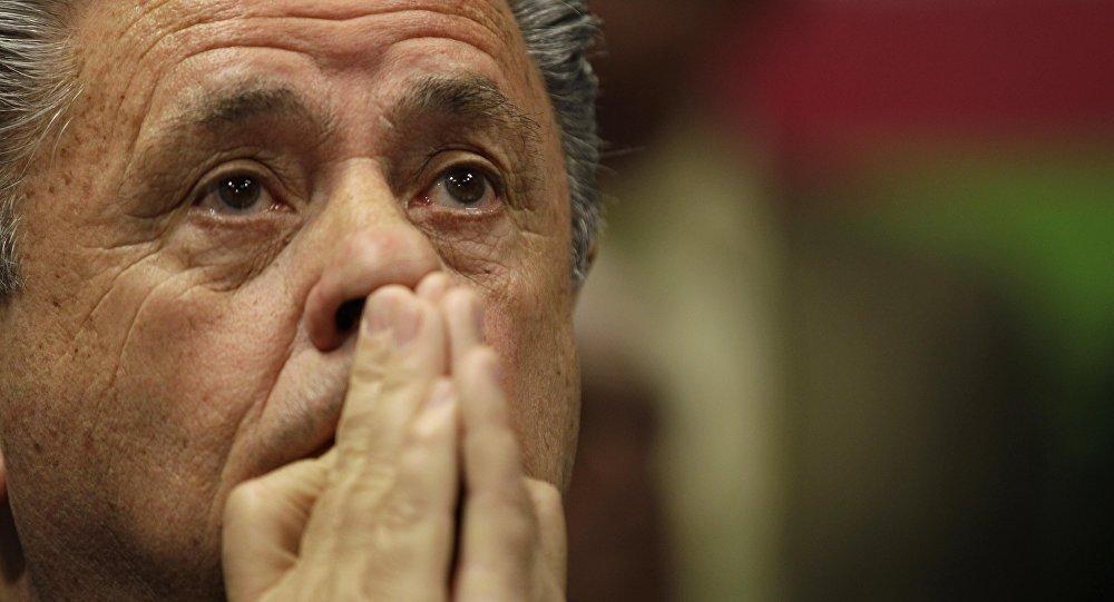 Eduardo Duhalde em 2011.
