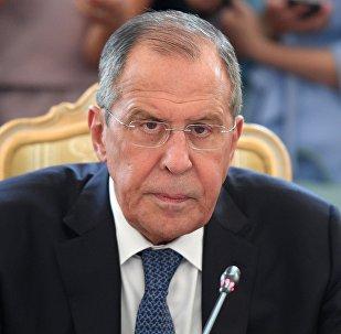 Sergei Lavrov.