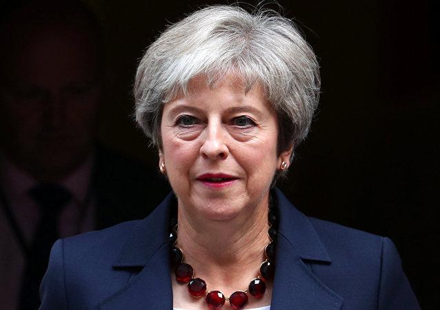 Premiê britânica, Tehresa May