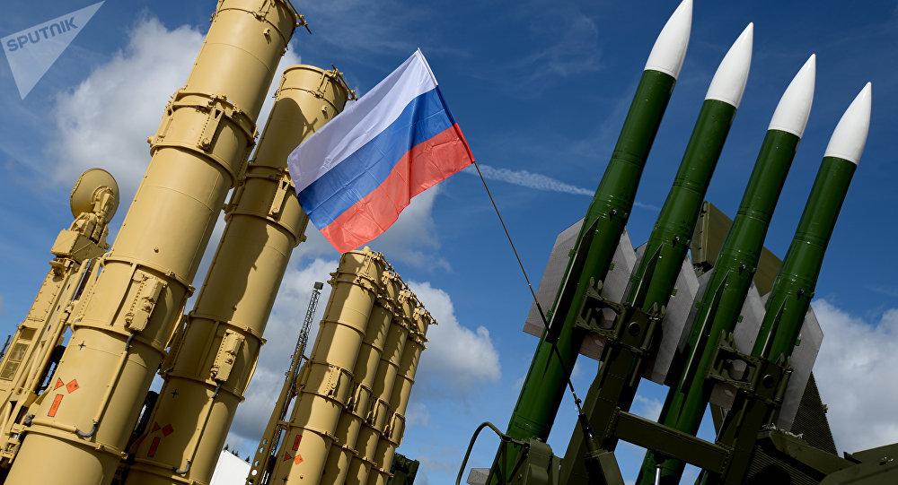 Sistemas de defesa antiaérea do consórcio russo Almaz-Antey