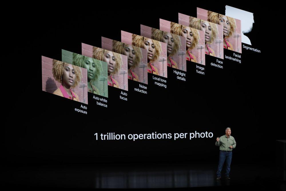 iPhone Xs, iPhone Xs Max receberam novo processador A12 Bionic que processa trilhões de operações por segundo