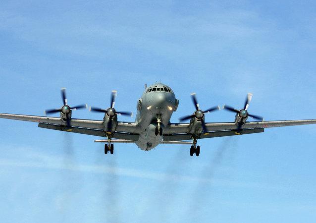 Avião militar russo Ilyshin-20 (imagem ilustrativa)