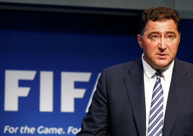 Domenico Scala, presidente do Comitê de Auditoria da FIFA