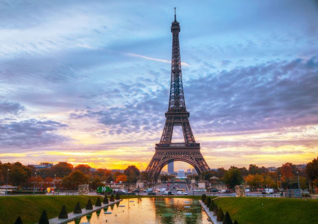 A Torre Eiffel, Paris