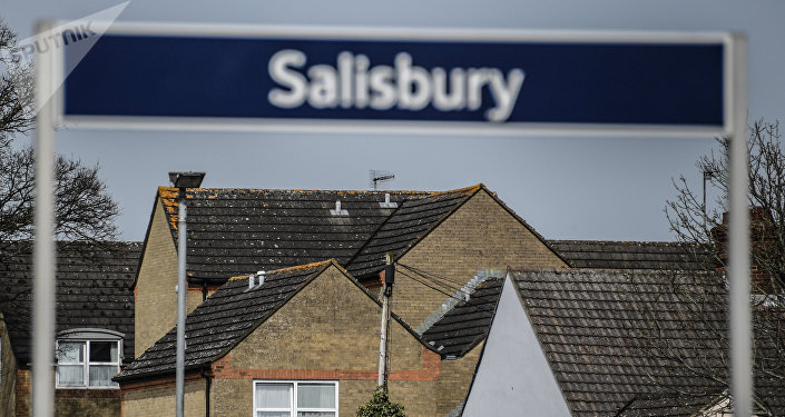 Cidade britânica de Salisbury onde Sergei Skripal e sua filha foram envenenados