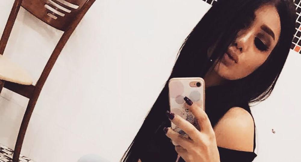 Miss Iraque 2015, modelo Tara Fares