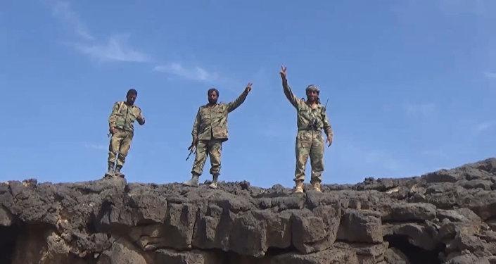 Exército sírio avança no deserto de As-Suwayda