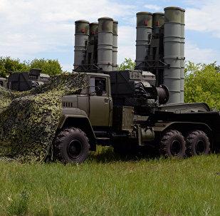 Sistemas de mísseis S-300