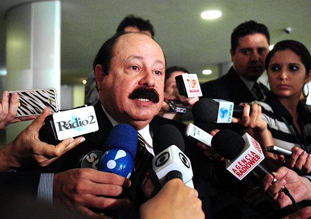 Levy Fidelix, presidente do PRTB