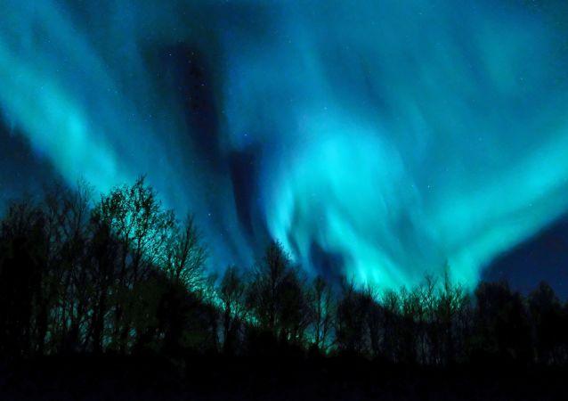 Aurora Boreal (imagem ilustrativa)