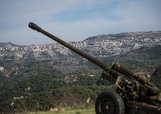 Situação em Idlib (arquivo)