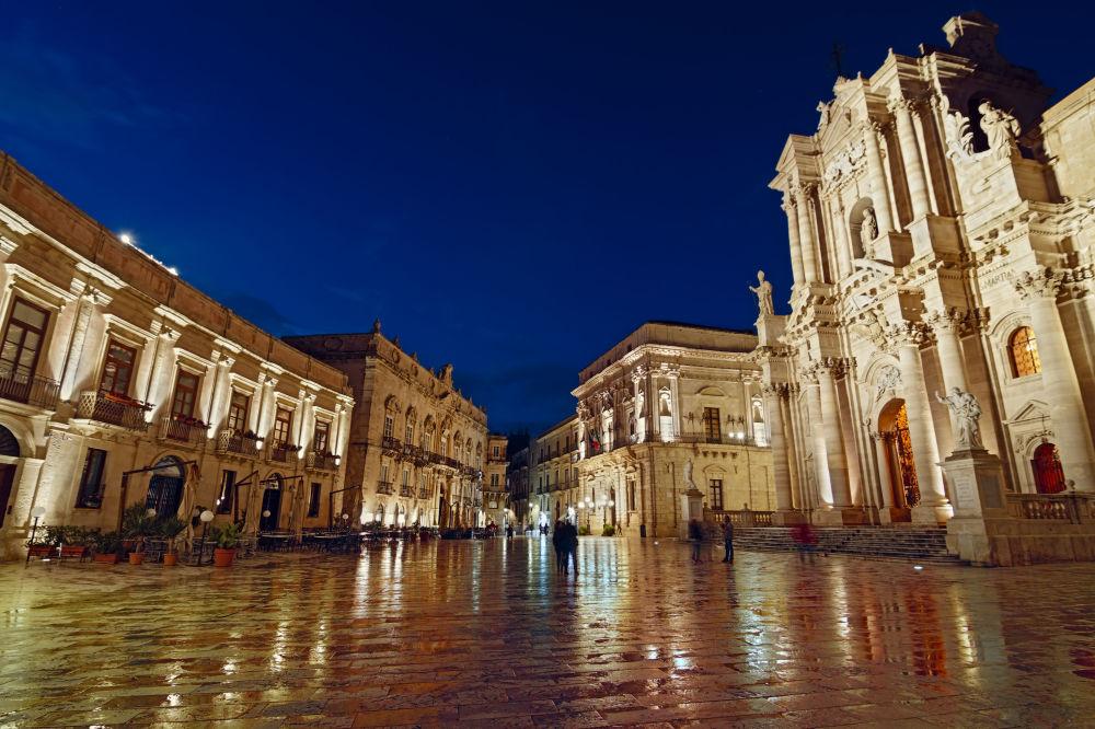 Siracusa, comuna italiana da região de Sicília