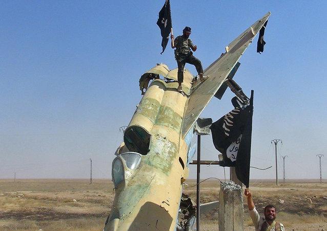 Militantes do Estado Islâmico