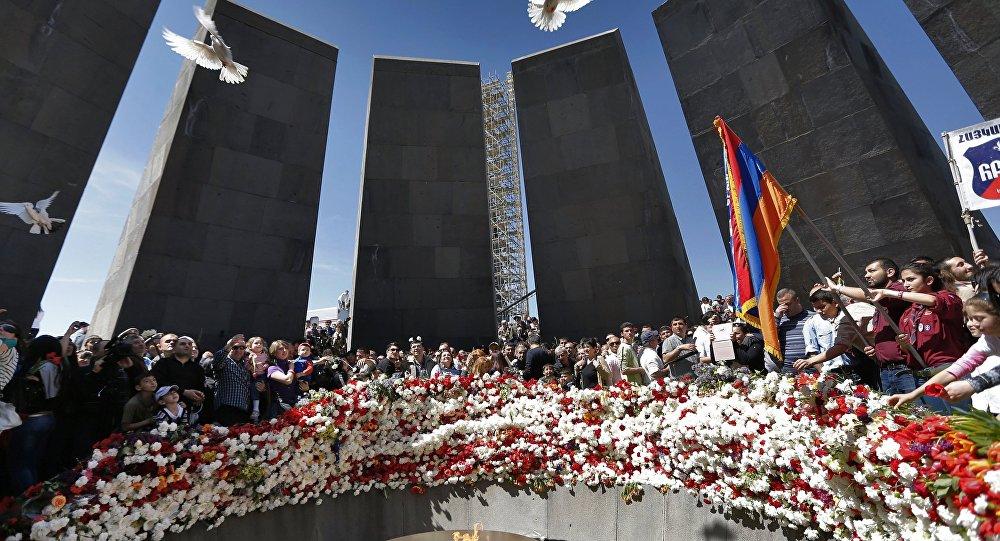 Memorial do Genocídio Armênio em Erevan