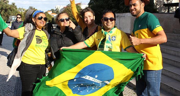 Brasileiros residentes de Lisboa no 2º turno das eleições presidenciais