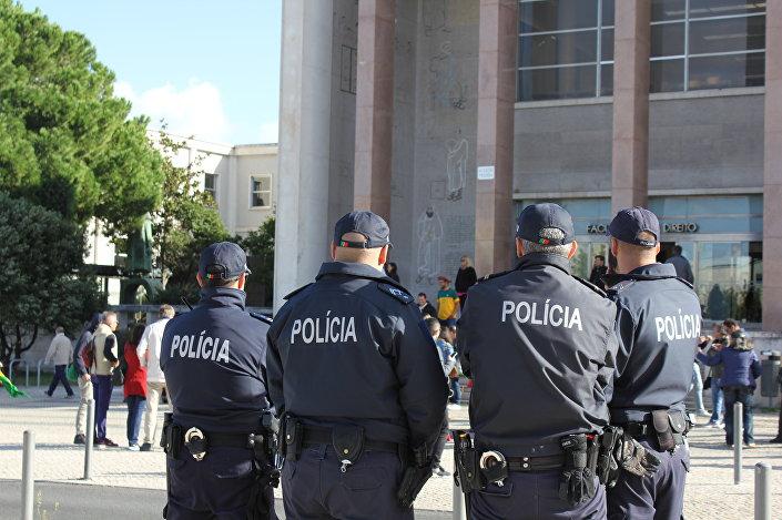 Polícia portuguesa (imagem ilustrativa)