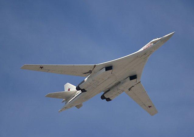 Bombardeiro estratégico Tu-160