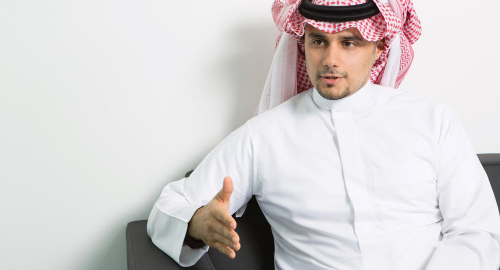 Khalid bin Talal em foto de divulgação da Família Real Saudita.