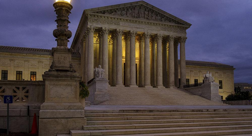 Prédio da Suprema Corte dos EUA