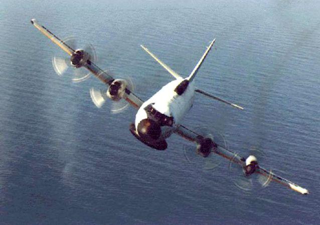 Avião espião dos EUA EP-3E