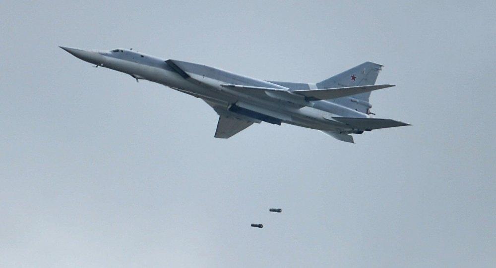 Bombardeiro russo Tu-22M3