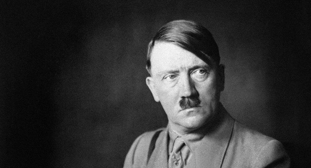 Ditador nazista alemão Adolf Hitler, 1938