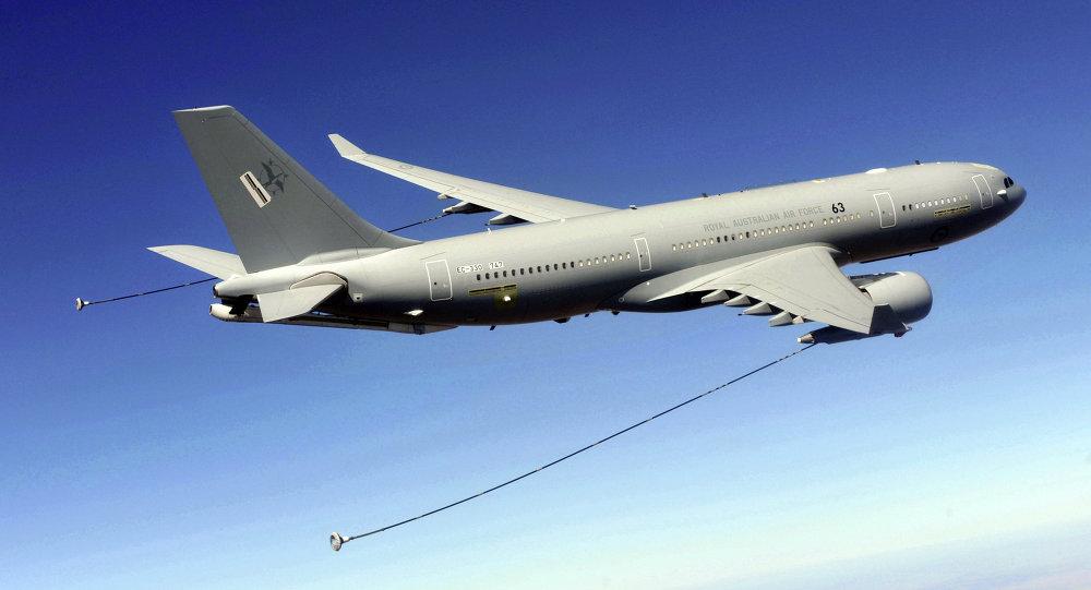 Aeronave de reabastecimento aéreo A330 MRTT