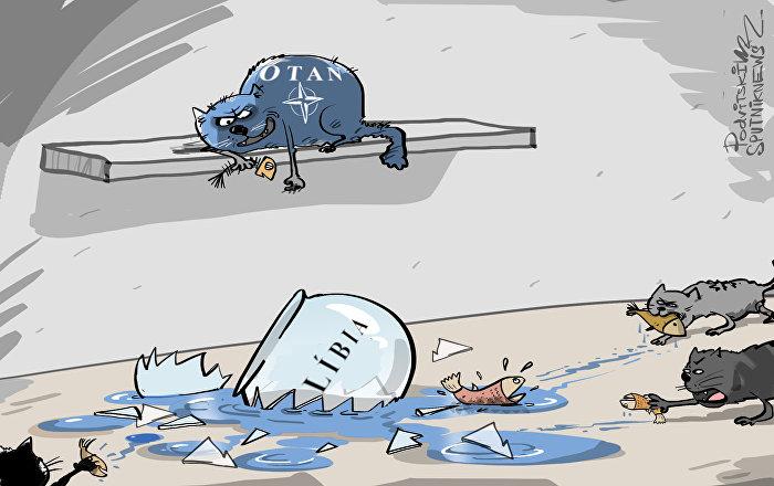 Na OTAN, a culpa é sempre dos outros?