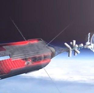 Centro russo está trabalhando em foguete nuclear que pode chegar em Marte