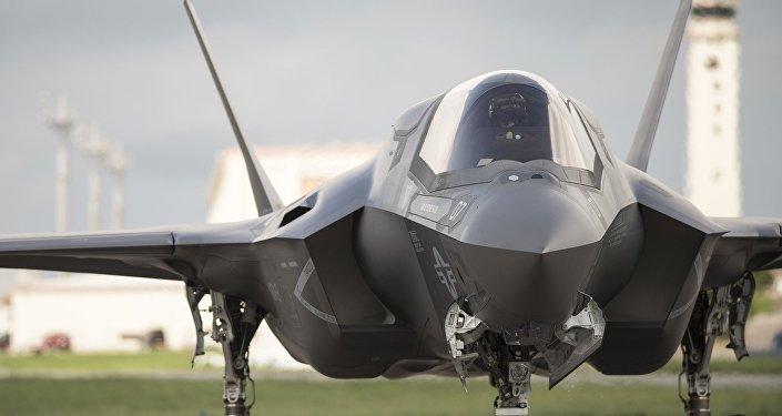 Caça F-35