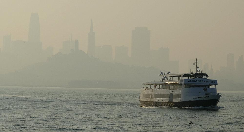 Balsa, São Francisco, EUA (imagem referencial)