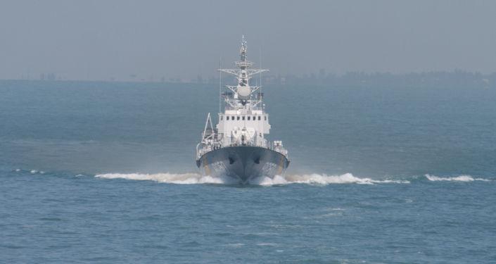 Navio da Marinha da Ucrânia (foto de arquivo)