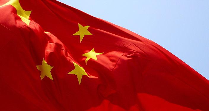 Bandeira da China (imagem de arquivo)