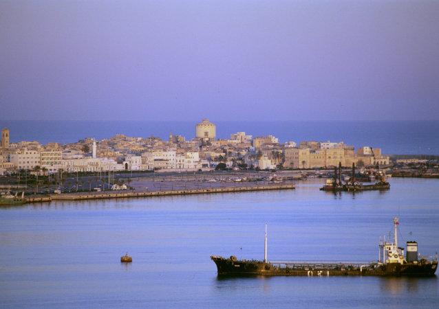 Trípoli, capital da Líbia